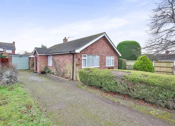 Thumbnail 3 bedroom detached bungalow for sale in St Marys Close, Alpington, Norwich