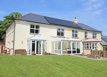 Thumbnail 7 bed detached house for sale in Halwill Junction, Beaworthy