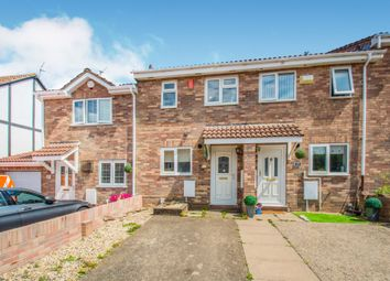 Thumbnail 2 bed terraced house for sale in Jestyn Close, Michaelston-Super-Ely, Cardiff