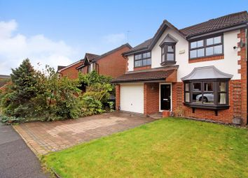 Thumbnail 4 bed detached house for sale in Brookwater Close, Tottington, Bury