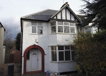 Thumbnail 3 bed property to rent in Holders Hill Drive, London, Greater London.