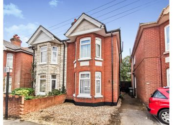 Thumbnail 3 bed semi-detached house for sale in Porchester Road, Woolston, Southampton
