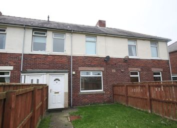 Thumbnail 2 bed terraced house to rent in Pine Avenue, Burnopfield, Newcastle Upon Tyne