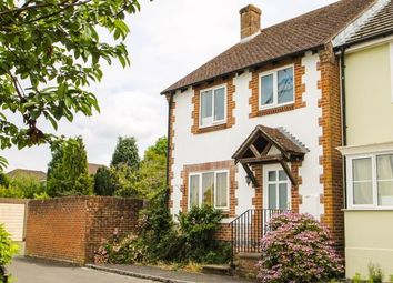 Thumbnail 3 bed end terrace house for sale in Barlavington Way, Midhurst, West Sussex