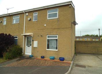 Thumbnail 2 bedroom semi-detached house for sale in Llys Gwyn, Bridgend