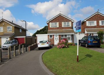 Thumbnail 3 bedroom detached house for sale in Denston Drive, Portishead, Bristol