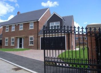 Thumbnail 7 bed detached house for sale in The Burn, Willington, Crook