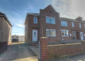 Thumbnail 3 bed semi-detached house for sale in Bevin Square, South Hetton, Durham