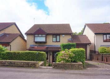 Thumbnail 4 bedroom detached house for sale in Castle Rise, Cardiff
