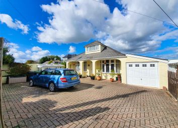 Thumbnail 4 bed detached bungalow for sale in Yelland Road, Yelland, Barnstaple