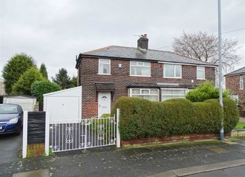 Thumbnail 3 bed semi-detached house for sale in Wilton Road, Crumpsall, Crumpsall