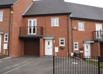 Thumbnail 3 bedroom semi-detached house to rent in South Lodge Mews, Midway, Swadlincote