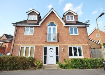 Thumbnail 4 bedroom detached house for sale in Coleridge Drive, Whiteley, Fareham