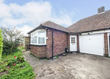 Thumbnail 2 bed semi-detached bungalow for sale in Ashcroft Road, Luton