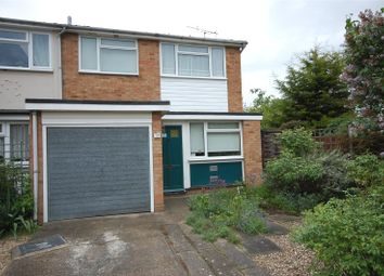 Thumbnail 3 bed end terrace house for sale in Tanners Way, South Woodham Ferrers, Essex