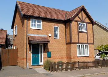 Thumbnail 4 bedroom detached house to rent in Daynes Way, Burgess Hill