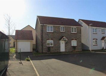 Thumbnail 3 bed detached house for sale in Belfrey Close, Hubberston, Milford Haven