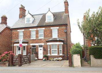 Thumbnail 5 bed semi-detached house for sale in Wootton Road, Gaywood, King's Lynn