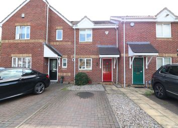 Thumbnail 2 bed terraced house for sale in Strouds Close, Chadwell Heath, Romford