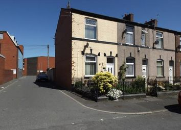 Thumbnail 2 bed end terrace house for sale in South Cross Street, Bury, Greater Manchester