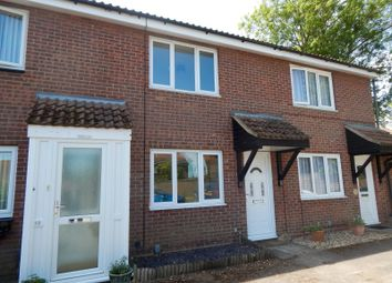 Thumbnail 2 bedroom terraced house to rent in The Josselyns, Trimley St. Mary, Felixstowe