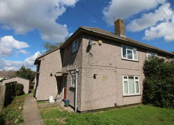 Thumbnail 1 bed flat for sale in Craydon Grove, Stockwood, Bristol