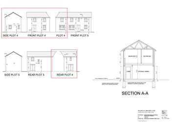 Thumbnail 2 bed semi-detached house for sale in Sartoris Road, Rushden