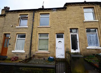 Thumbnail 2 bedroom terraced house for sale in Lightcliffe Road, Crosland Moor, Huddersfield