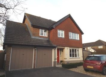 Thumbnail 4 bed detached house for sale in Amesbury, Salisbury, Wiltshire