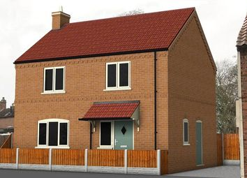 Thumbnail 3 bed detached house for sale in School Lane, Beckingham