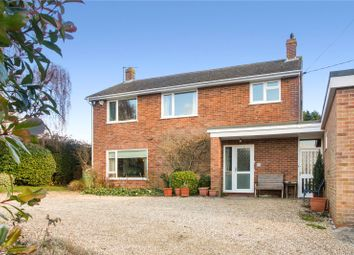 Thumbnail 4 bed detached house for sale in Down End, Chieveley, Newbury, Berkshire