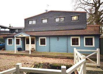 Thumbnail 1 bedroom detached bungalow to rent in Lower Road, Little Hallingbury, Bishop's Stortford