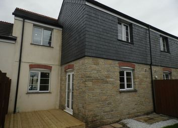 Thumbnail 3 bed terraced house to rent in Helena Court, Penwithick, St Austell, Cornwall