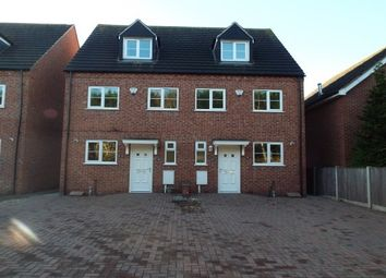 Thumbnail 4 bed property to rent in Wetmore Road, Burton On Trent, Staffordshire