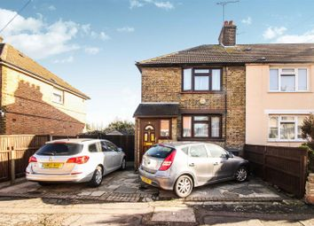 Thumbnail 2 bed end terrace house for sale in Valognes Avenue, London