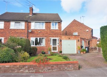 Thumbnail 4 bed semi-detached house for sale in Mayswood Road, Solihull
