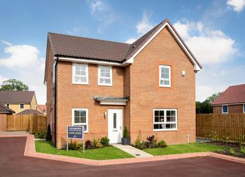 """Thumbnail 4 bed detached house for sale in """"Radleigh"""" at Green Lane, Yarm"""