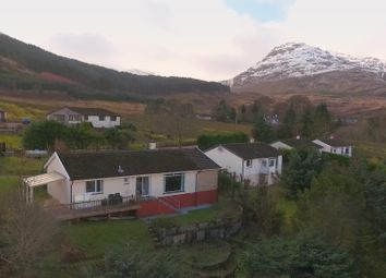 Thumbnail 3 bed bungalow for sale in Cobbler View, Lochgoilhead, Cairndow