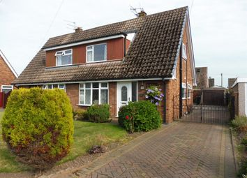 Thumbnail 3 bed semi-detached bungalow for sale in Nun House Drive, Winsford