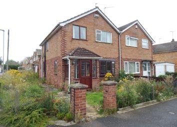 Thumbnail 3 bedroom semi-detached house for sale in 19 Shelford Drive, King's Lynn, Norfolk