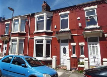 Thumbnail 4 bed terraced house for sale in Hampstead, Road, Liverpool, Merseyside