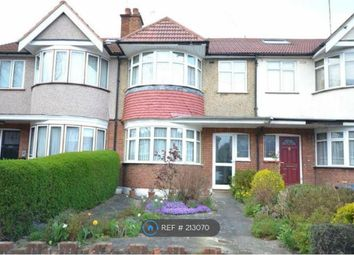 Thumbnail 3 bed terraced house to rent in Drake Road, Harrow