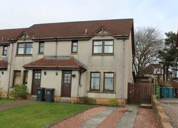 Thumbnail 3 bed end terrace house for sale in Glen Sannox Drive, Cumbernauld, Glasgow, North Lanarkshire
