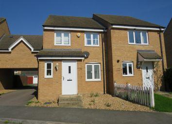 Thumbnail 4 bed semi-detached house for sale in Stevensons Road, Longstanton, Cambridge