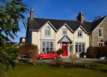 Thumbnail 6 bed semi-detached house for sale in Colquhoun Street, Helensburgh