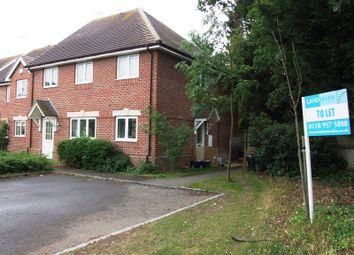 Thumbnail 2 bedroom maisonette to rent in Tiggall Close, Earley, Reading