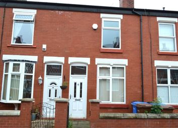 Thumbnail 2 bed terraced house for sale in Shaw Road South, Stockport