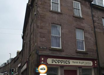 Thumbnail 1 bed flat to rent in Swan Street, Brechin