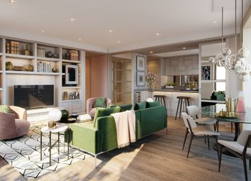 Thumbnail 2 bed triplex for sale in Embassy Gardens Marketing Suite, 3 Viaduct Gardens, Nine Elms, London