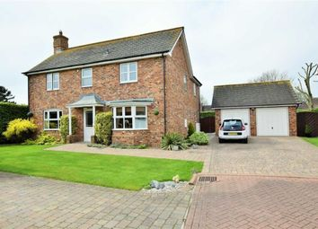 Thumbnail 4 bed detached house for sale in Jacobs Close, Utterby, Louth
